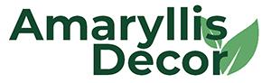Amaryllis Decor Növénydekoráció
